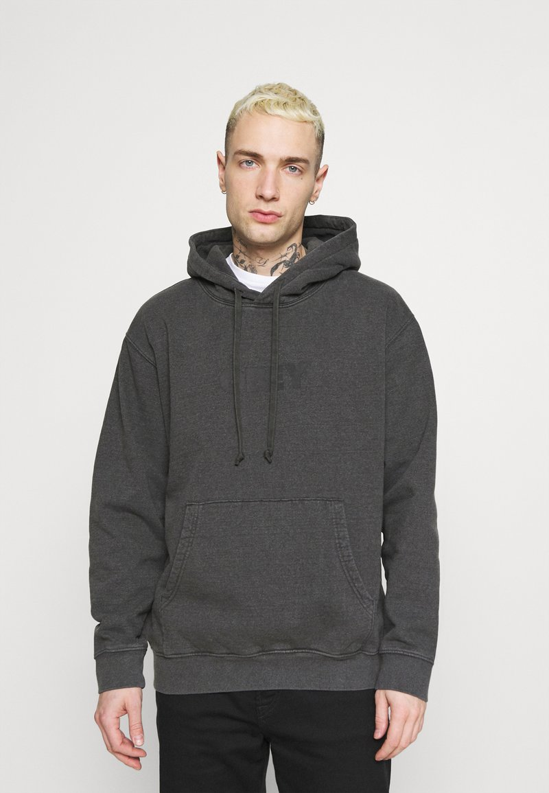 Obey Clothing - BOLD IDEALS SUSTAINABLE HOOD - Collegepaita - black