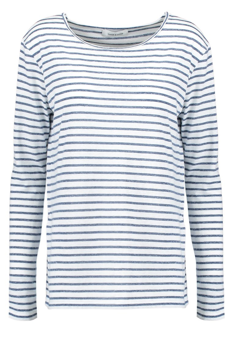 Women NOBEL STRIPE - Long sleeved top