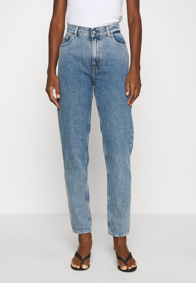 KILEY - Jeans relaxed fit - light blue