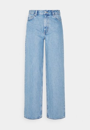 RAIL  - Jeansy Relaxed Fit - pen blue