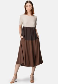 HELMIDGE - Maxi dress - braun - 0