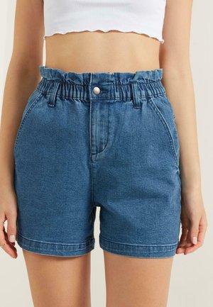 Jeans Shorts - blu jeans