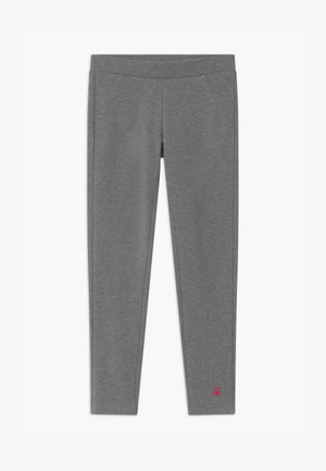 BASIC GIRL - Tracksuit bottoms - grey