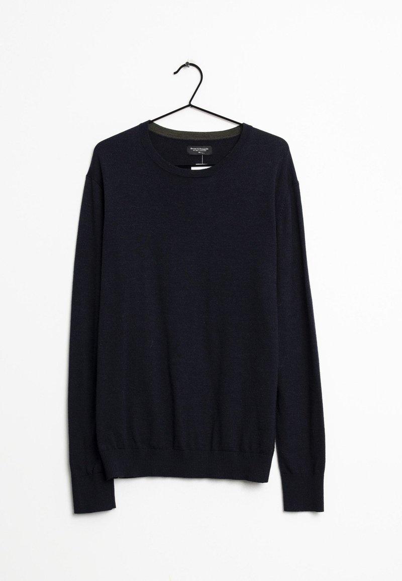 Bruun & Stengade - Pullover - black