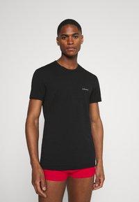 Versace - 2 PACK - Undershirt - black - 0