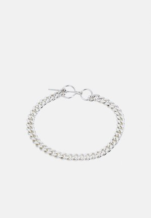 ELSA ANKLET, FAT CHAIN - Other accessories - silver