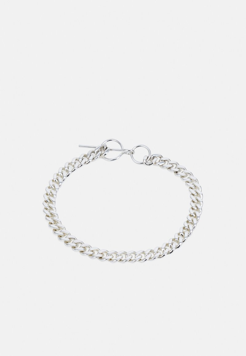 Vibe Harsløf - ELSA ANKLET, FAT CHAIN - Overige accessoires - silver