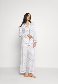 Marks & Spencer London - HANGING TILE SET - Pyjama set - white - 1