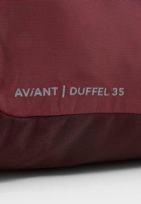 Deuter - AVIANT DUFFEL 35 - Sports bag - maron/aubergine - 7