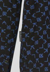 KARL LAGERFELD - Košile - p tetris blac - 3