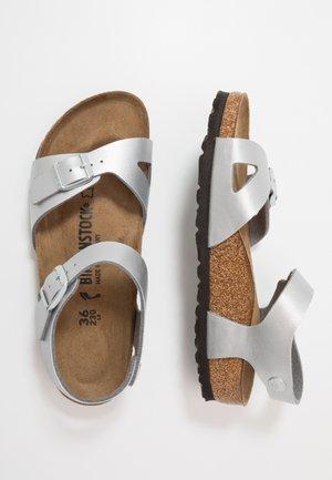 RIO - Sandals - silver