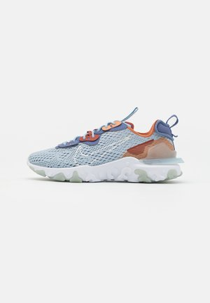 REACT VISION  - Trainers - light armory blue/pure platinum/amber brown/claystone red/world indigo