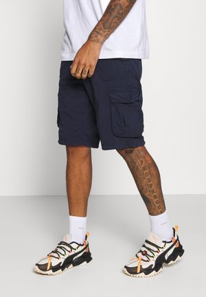 Pantalones cargo - navy