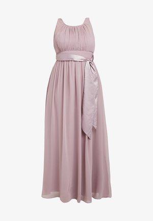 NATALIE DRESS - Společenské šaty - dark rose