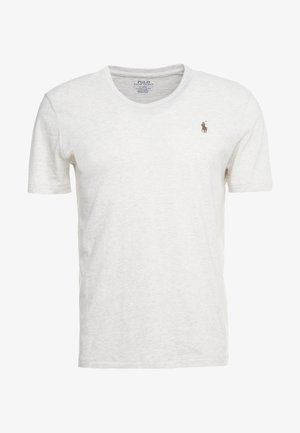 SHORT SLEEVE - Basic T-shirt - american heather