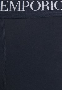Emporio Armani - TRUNK 3 PACK - Pants - marine/white/marine - 6
