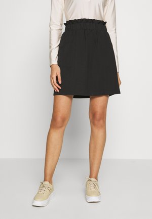 VMISADORA SKIRT - A-line skirt - black