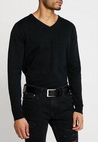 Esprit - STEVE BELT - Belt - black - 1