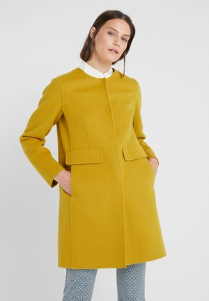 GUINEA - Short coat - gelb