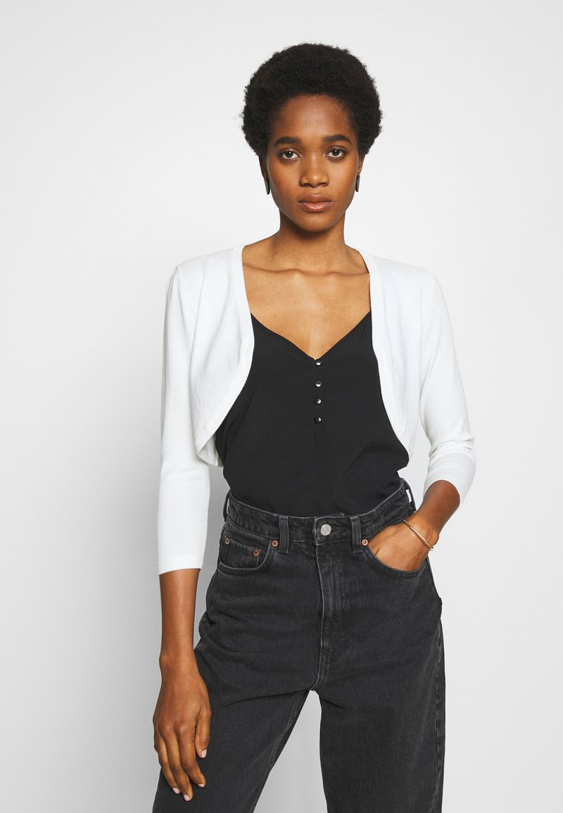 Morgan - MTIRA - Cardigan - off white