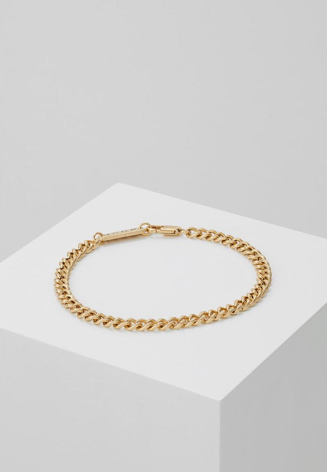CONNECTION BRACELET - Armband - gold-coloured