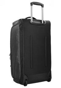 Travelite - CROSSLITE - Wheeled suitcase - black - 1