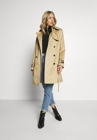 Esprit Collection - CLASSIC TRENCH - Trenčkot - beige - 1