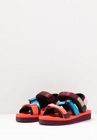 Scotch & Soda - LYDIA SPORT - Sandály na platformě - coral/multicolor - 4