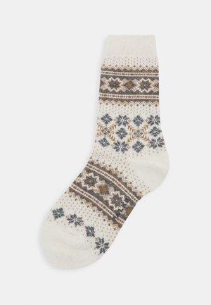 WINTER HOLIDAY   - Socks - off-white