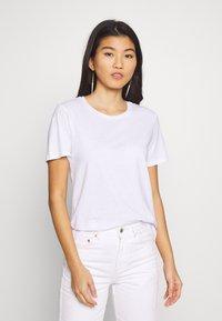 Anna Field - 2 PACK - T-shirt print - white - 3