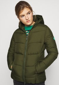 Save the duck - RECYY - Winter jacket - dusty olive - 3
