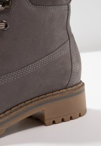 Pier One - Winter boots - grey - 2
