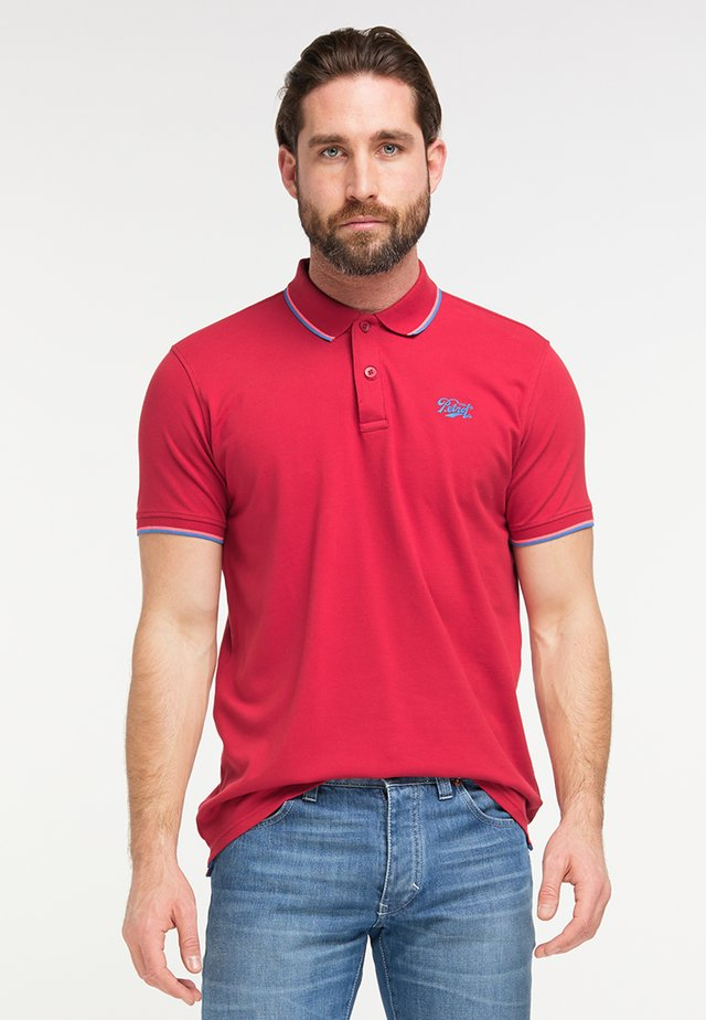Polo - fire red