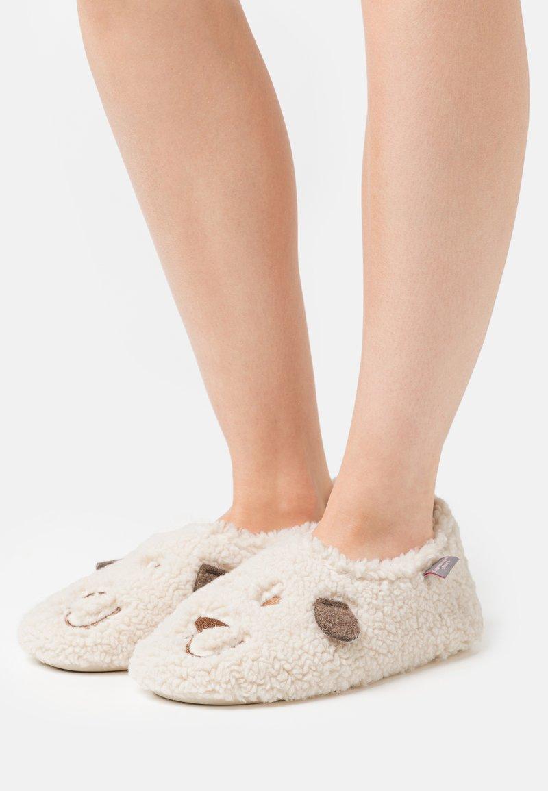 Copenhagen Shoes - MARTA - Slippers - offwhite