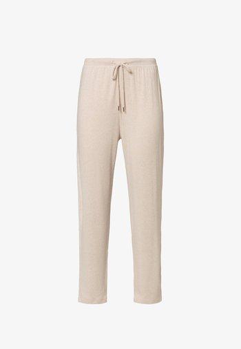 SOFT TOUCH  - Kalhoty - beige