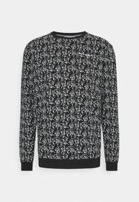 NICOLAS - Sweatshirt - black