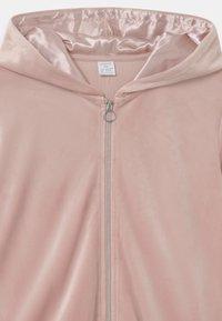 Lindex - HOODIE SABINA - Zip-up hoodie - dusty pink - 2