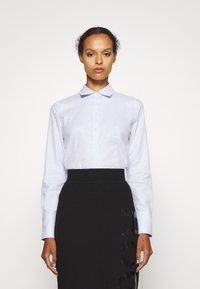 HUGO - THE FITTED SHIRT - Button-down blouse - light pastel blue - 0