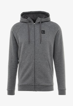 RIVAL  - Sportovní bunda - charcoal light heather/black