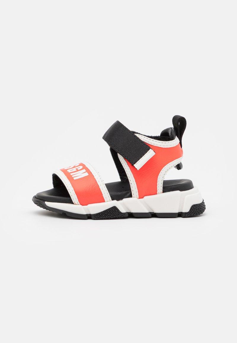MSGM - UNISEX - Sandals - orange