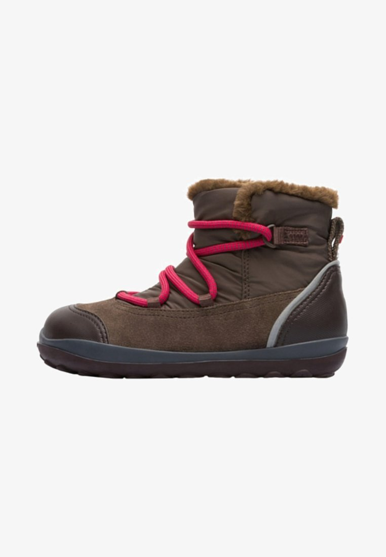 Camper - PEU PISTA  - Lace-up ankle boots - gray