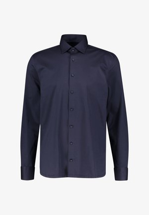 LEVEL JERSEY HEMD - Shirt - marine (52)