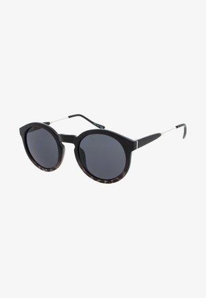 JORDAN - Occhiali da sole - black & tortoise