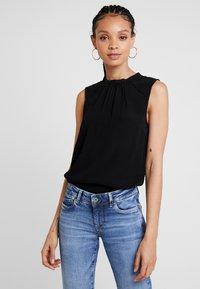 Vero Moda - VMBECKY - Bluse - black - 0