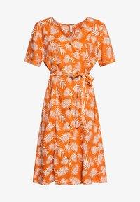 Blendshe - BSCRUZ DRESS - Shirt dress - mango - 4