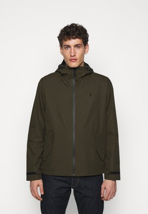 PORTLAND FULL ZIP - Summer jacket - olive