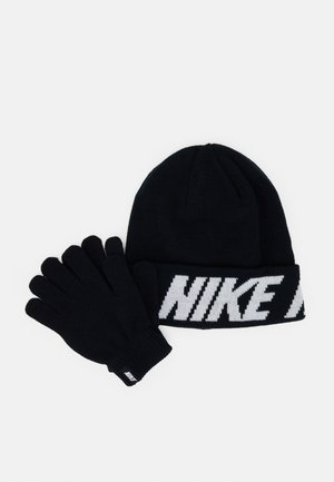 WORDMARK COLDWEATHER SET - Czapka - black