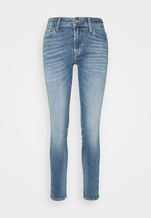 PYPER SLIM ILLUSION REALITY - Džíny Slim Fit - light blue
