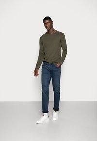 Only & Sons - ONSLOOM DARK - Slim fit jeans - blue denim - 1