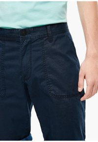QS by s.Oliver - Shorts - marine - 4